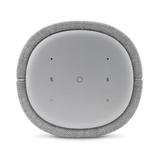 Harman Kardon Citation 100 - Grey - The smallest, smartest home speaker with impactful sound - Detailshot 2