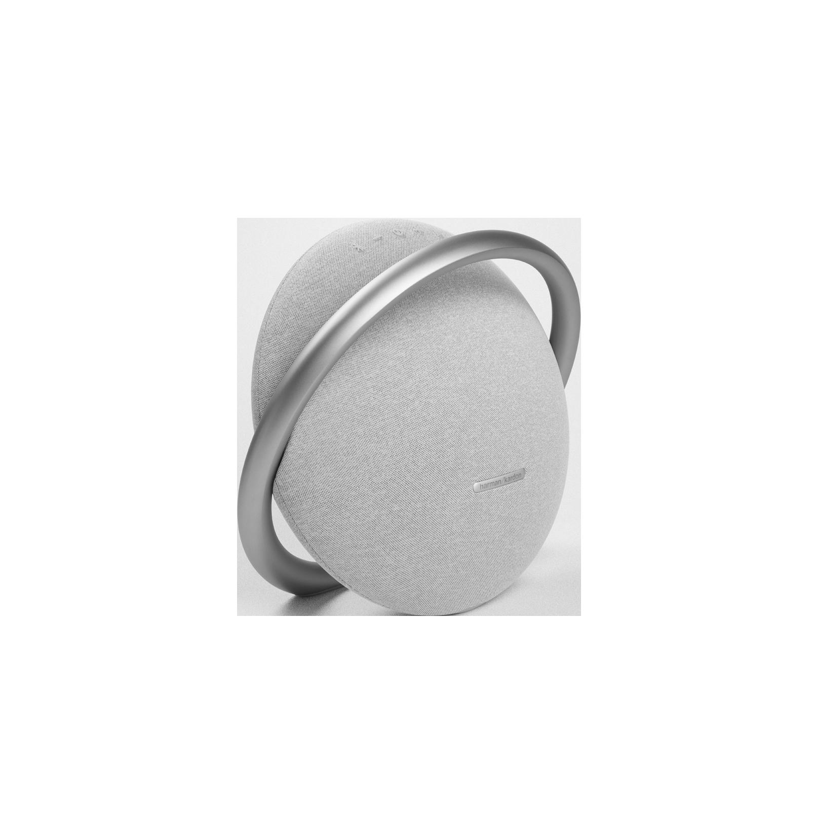 Onyx Studio 7 - Grey - Portable Stereo Bluetooth Speaker - Detailshot 1