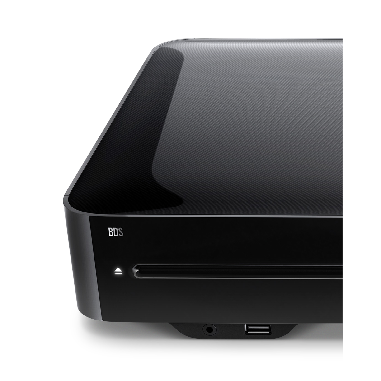 BDS 580S - Black - 5.1-channel, 325-watt, 4K upscaling Blu-ray Disc™ Receiver with Spotify Connect, AirPlay and Bluetooth® technology. - Detailshot 2