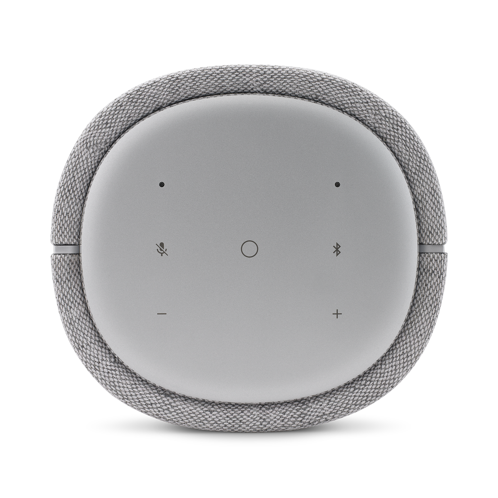 Harman Kardon Citation 100 MKII - Grey - Bring rich wireless sound to any space with the smart and compact Harman Kardon Citation 100 mkII. Its innovative features include AirPlay, Chromecast built-in and the Google Assistant. - Detailshot 2